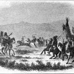 Blackfoot Camp