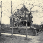 Residence of Mrs. James H. Bush, Boise, Idaho