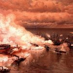 Battle of Mobile Bay Alabama