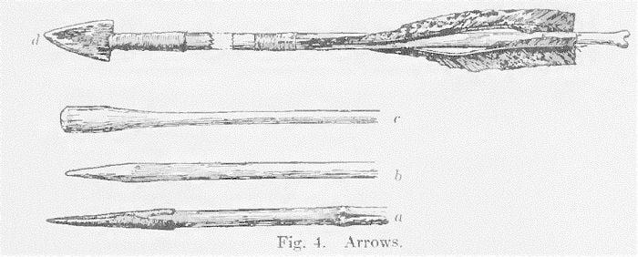 Fig. 4. Yuchi Arrows