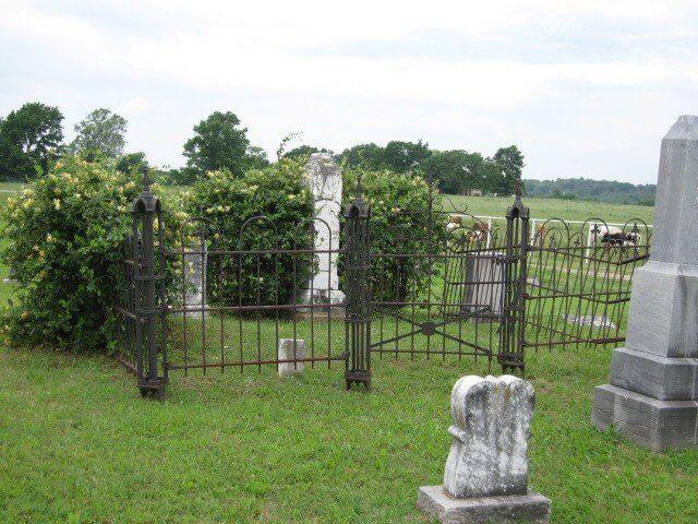 Hodgen Cemetery, LeFlore County, Oklahoma
