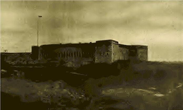 Fort Trumbull, New London