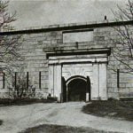 Main Entrance, Fort Independence, Castle Island, Boston, Massachusetts