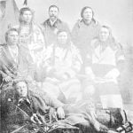 Jocko Reservation, Flathead Agency, Montana