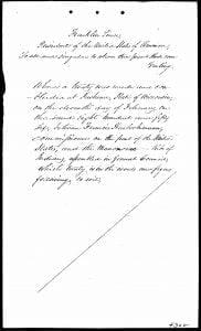 Page 1 - Treaty of February 11, 1856