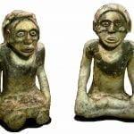Etowah Statues