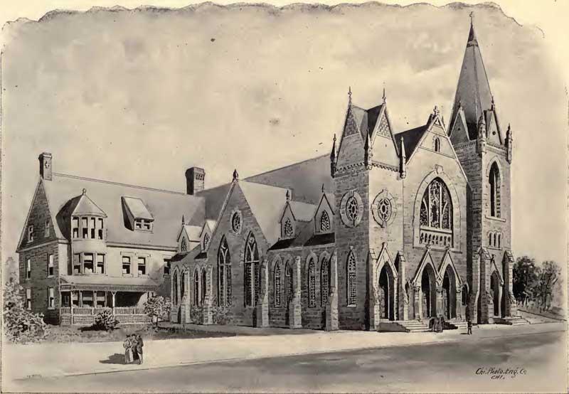 St. Mary's Church Freeport Illinois