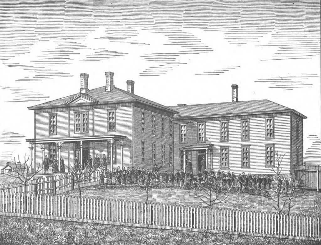 Omaha Mission School