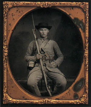 Civil War Soldier from Troup County GA