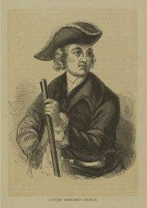 Captain Benjamin Church
