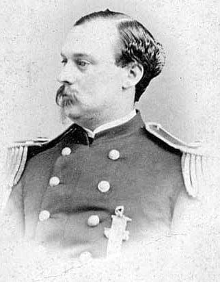 Col. Lawrence Kip, c.1862
