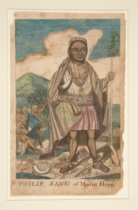 Philip, King of Mount Hope