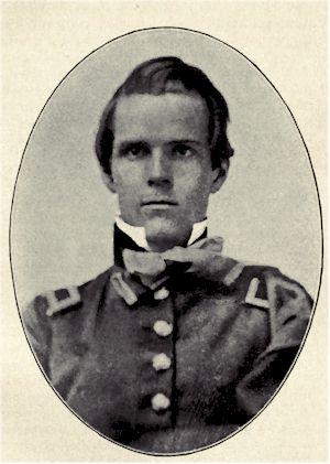 Lieutenant William Gaston