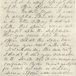 Letter from President Pierce to Steptoe - Page 2