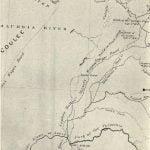 Capt John Mullan Map 1