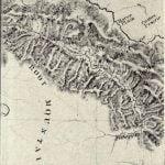 Capt John Mullan Map 3