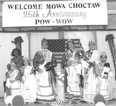 The MOWA Choctaws | Access Genealogy