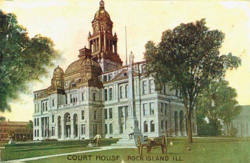 Rock Island County Illinois History
