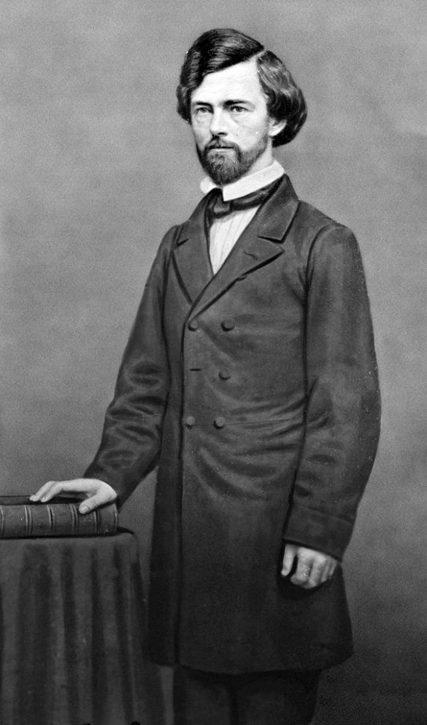 Governor Isaac Stevens