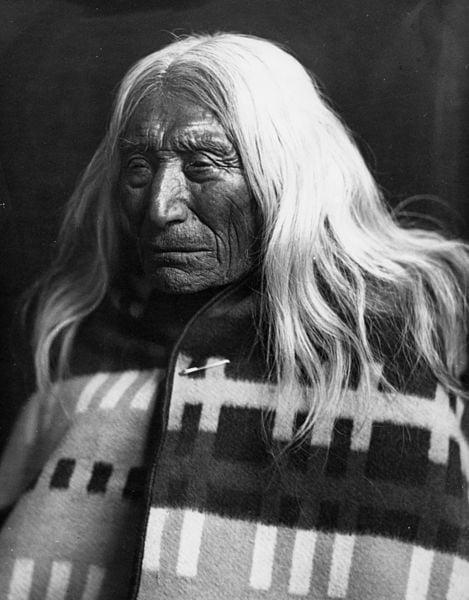 Peu-Peu-Mox-Mox of the Nez Perce Tribe