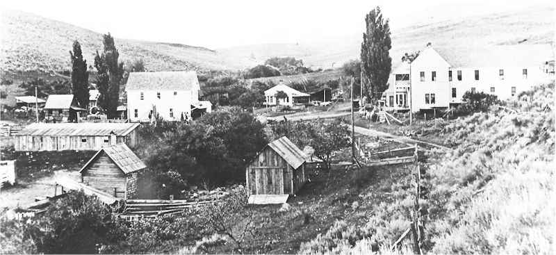 1912 Medical Springs Union County Oregon