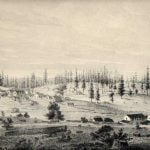 Todd's Valley California in 1857