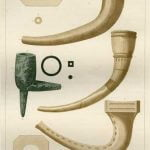 Antique Pipes - Plate 8