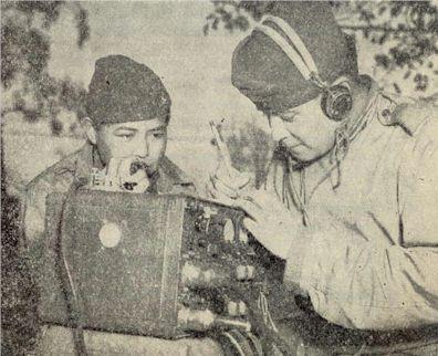 Navajo Code Talkers: Preston Toledo and cousin Frank, Marine Artillery Regiment, Pacific