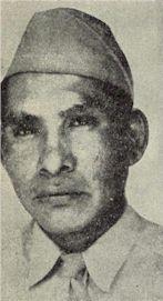 Clifford Etsitty, Navajo