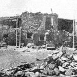 Home of WeWa, Pueblo of Zuni, 1890