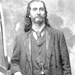 "Eastern Cherokee Principal Chief, Nimrod J. Smith, ""Cha-la-di-hih"" ""Charles the Killer"""