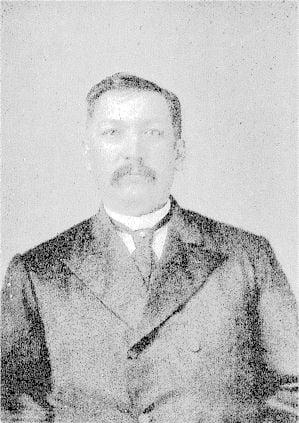 Theodore F. Jimerson (De-hah-teh), Cattaraugus Seneca