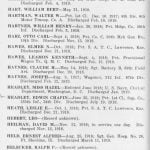 Clay County Kansas Veterans of World War 1 16