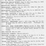 Clay County Kansas Veterans of World War 1 31