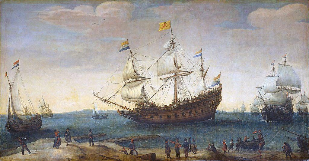 Dutch East India Ship