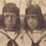 Fig. 31 - Chickahominy girls.