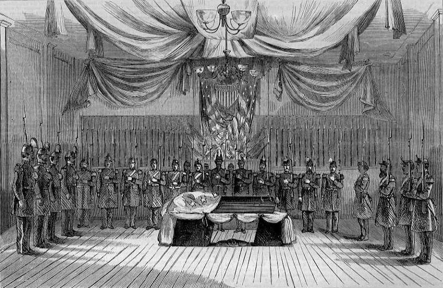 Funeral of the Late General Canby