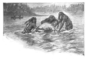 John Smiths Indian Baptism