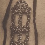 Chickahominy chief's neck-ornament.