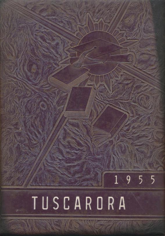 1955 Tuscarora Yearbook