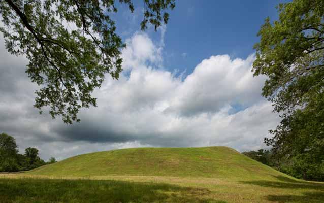 Emerald Mound, Natchez Trace Parkway