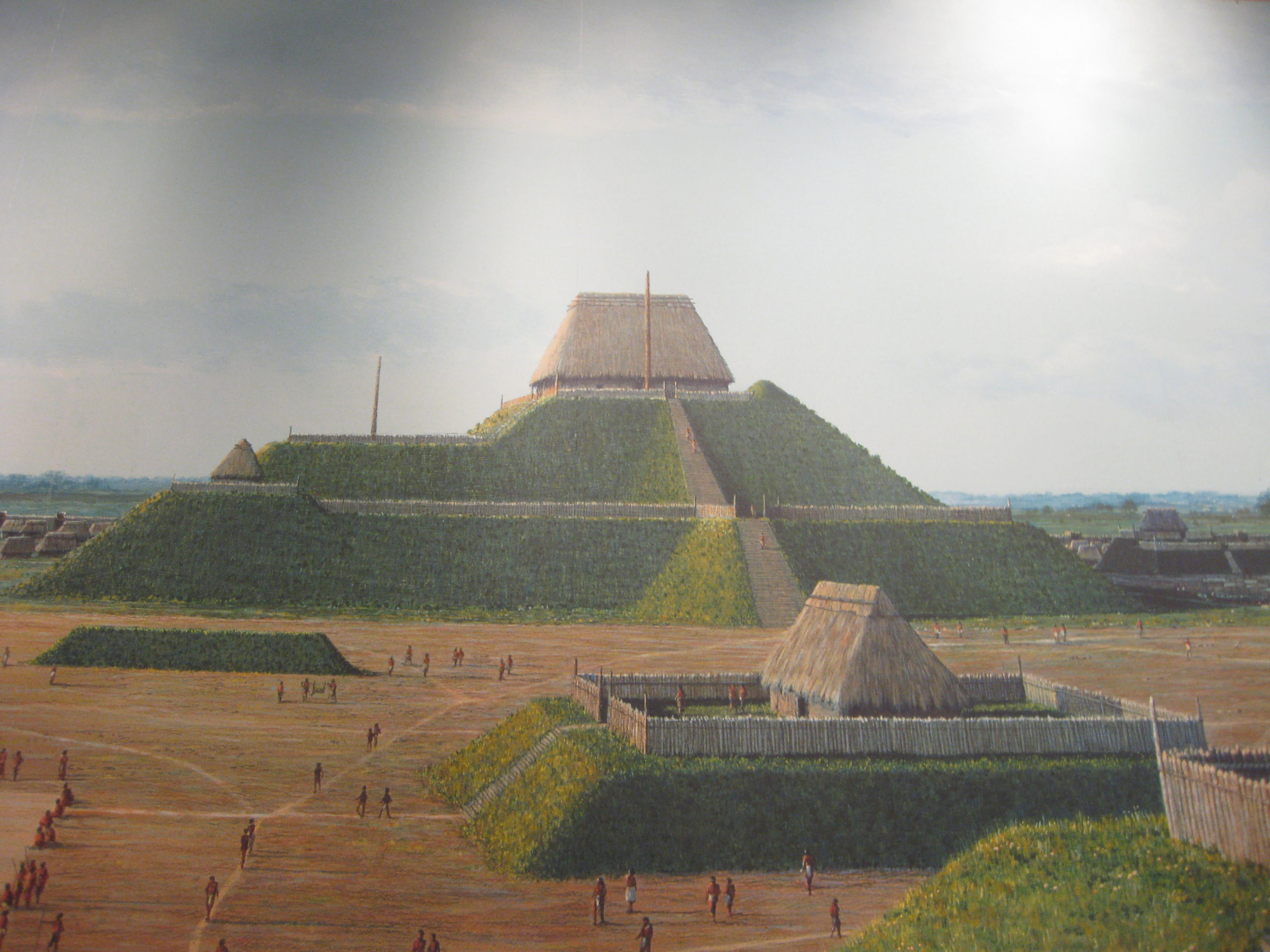 Castine Indian Mounds | Access Genealogy