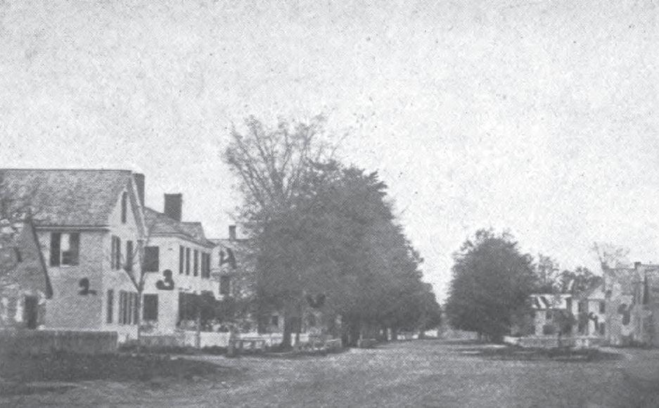Norwich Vermont Street Scene