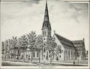 St Marys Church Waterloo New York