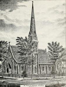 St. Paul's Parish Church, Waterloo New York