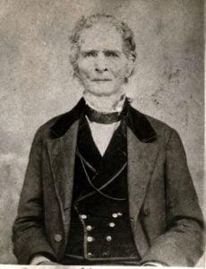 Rev. Cyrus Kingsbury