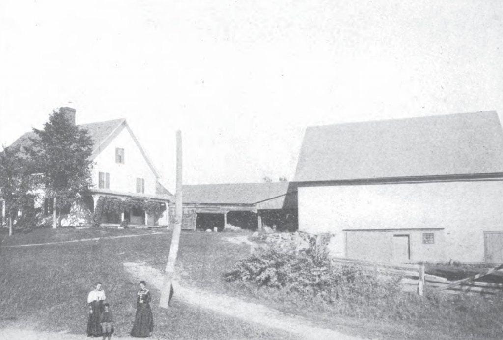 Erastus Messenger House
