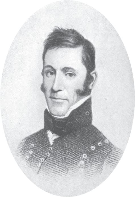 Captain Alden Partridge