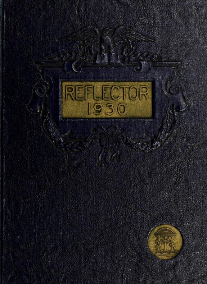 Cover of the 1930 South Georgia Teacher's College Yearbook