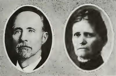 Mr. and Mrs. Charles O'Hara